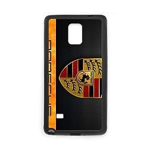 Porsche Samsung Galaxy Note 4 Cell Phone Case Black Phone Accessories JV257208