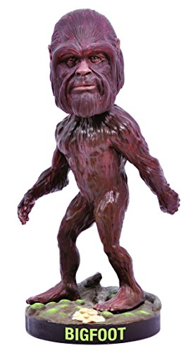 Royal Bobbles Bigfoot Bobblehead