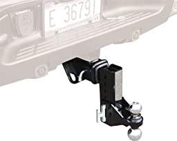 Inventive 9125 Black Hitch Kit