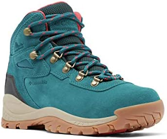 Columbia Women's Newton Ridge Plus Waterproof Amped Hiking Shoe
