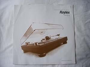 "RAYLEX Think of U 12"" DJ promo"
