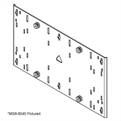 - Interface Bracket for MSB Style: MSB-4101
