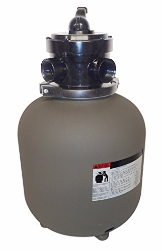 Swimline Sand Filter Tank with Valve/Base