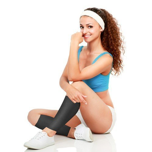 Lightweight Compression Leg Sleeves by Generic