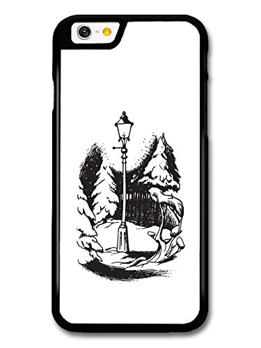 Christmas Alley Illustration in a Vintage Style case for iPhone 6 6S