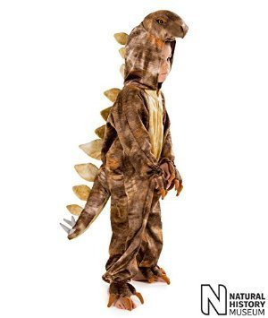 Natural History Museum Stegosaurus Fancy Dress Costume (Official Licensed) (7-9 years) by Pretend to Bee - Stegosaurus Costume