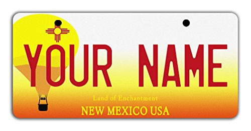 BleuReign Personalize Your Own New Mexico State Bicycle Bike Stroller Children's Toy Car 3