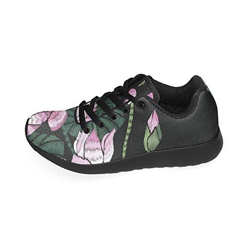 D-story Jogging Running Sneaker Da Donna Casual Comfort Sportivo A Piedi Scarpe Da Corsa Multi13