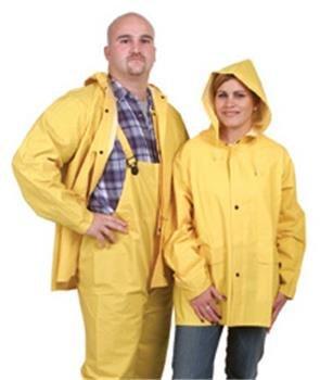 SafeHarbor 35 Rainwear sz2X overall (8 Pack)