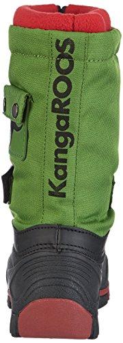 Kenguruer Kangabean 2007-1470a00806 Svart-grønn-gul