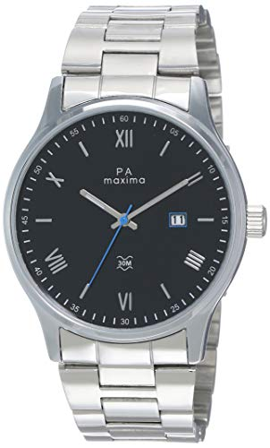 MAXIMA Analog Black Dial Men's Watch – O-51980CMGI