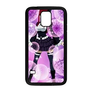 Fairy Tail Samsung Galaxy S5 Cell Phone Case Black present pp001_9809357