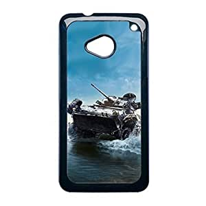 Generic Design With Battlefield 4 Abs Phone Case For Children For One M7 Htc Choose Design 5