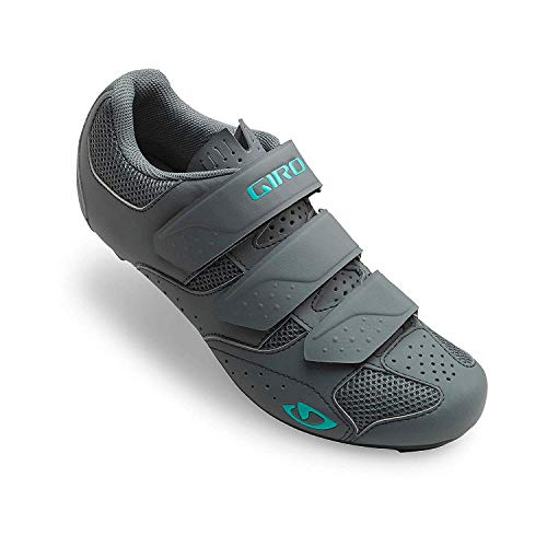Giro Techne Cycling Shoes - Women's Titanium/Glacier 40 ()