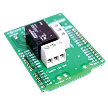 Arduino 10 Amp Relay Prototype Shield Mains or DC: Amazon co uk