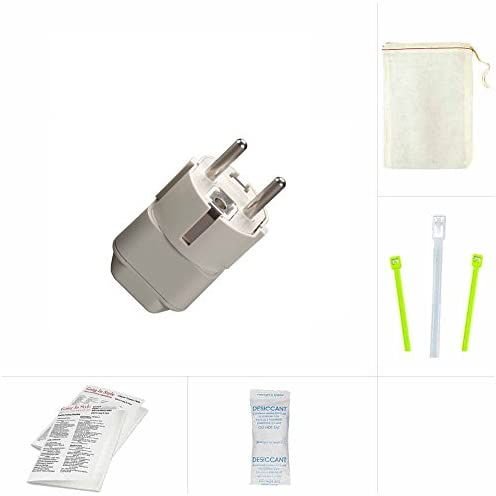 Going Style Grounded Adapter Certified product image
