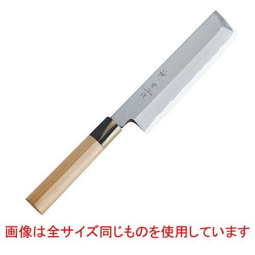 神田上作 薄刃 195mm 【 調理小物 】 【 飲食店 厨房 和食 料亭 業務用 】 B07FDRCYNL