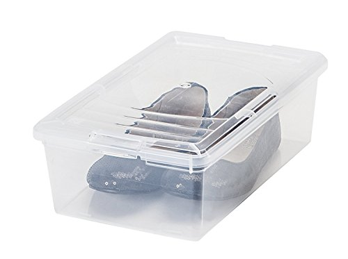 IRIS Quart Modular Storage Clear