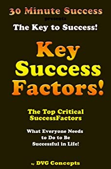 key success factors for amazon Eight excellence key success factors point the way towards acheiving process excellence in an orgnization.