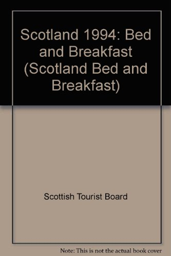 Scotland Bed & Breakfast/1994 (SCOTLAND BED AND BREAKFAST)...