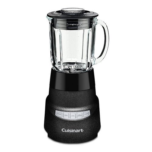 Cuisinart (CUIT8) SPB-600BWFR Electric Blender, Black Wrinkle