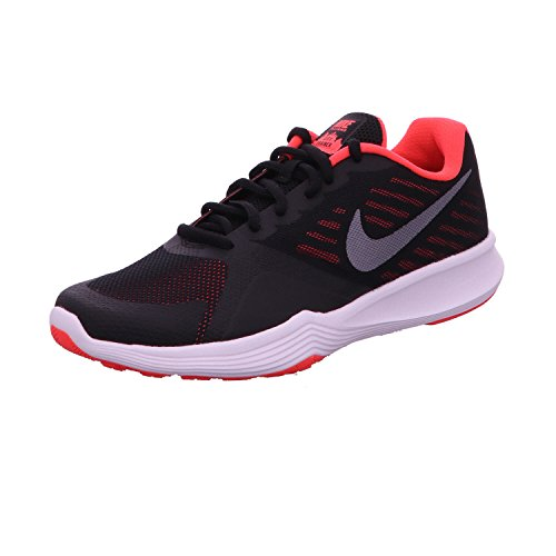 Women's Red City solar Grey Cross Cool Trainer Mtlc Black NIKE PFHq77
