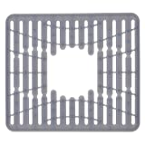 OXO 13138100 Good Grips PVC Free Silicone Sink Mat, Small