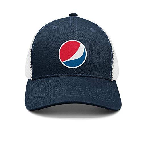 uter ewjrt Adjustable Pepsi-Logo- Snapback Hat Summer Fashion Caps