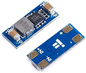 iFlight 3-6S Micro 5V BEC 14.5 x 6.6MM Voltage Regulator Module with LC Filter 2A Output Low Ripple for FPV Racing Drone Quadcopter (2pcs)