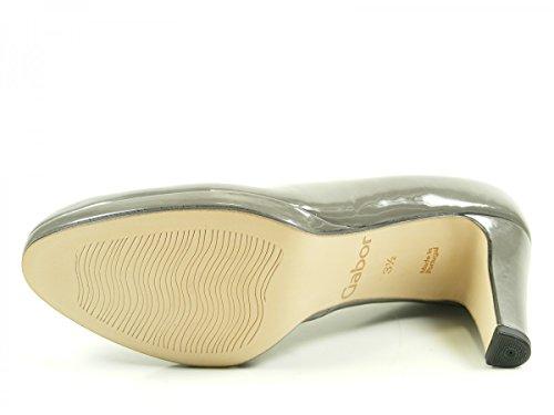 Gabor 71-270 Zapatos de tacón de material sintético mujer Grau