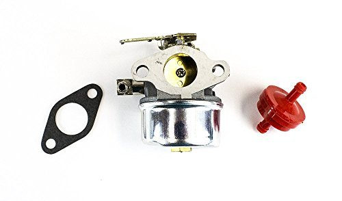 Carb Tecumseh 5HP MTD 632107A 632107 640084A 640084B Snowblower Carburetor