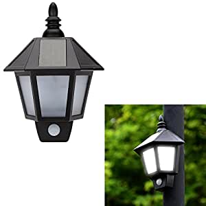 Amazon Com 2 Pack Easternstar Led Solar Wall Light