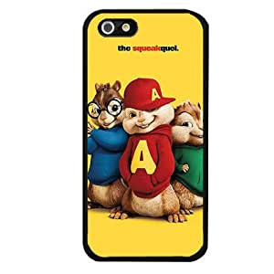 Bondever Alvin and the Chipmunks Snap-on Case for iphone 5 5s