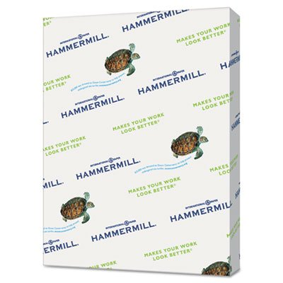 Hammermill Colored Paper, Turquoise Printer Paper, 20lb, 8.5x11 Paper, Letter Size, 500 Sheets / 1 Ream, Pastel Paper, Colorful Paper (103820R) by Hammermill (Image #1)