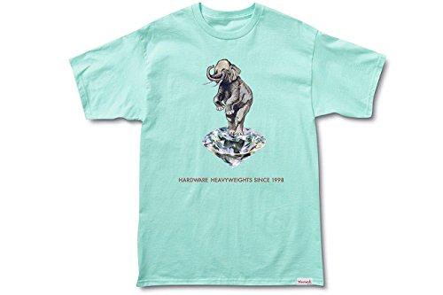 Diamond Supply Co Men's Hardware Heavyweight T-Shirt, XL