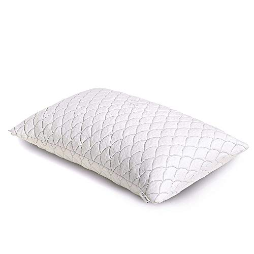 Xixi Home Pillows for Sleeping Adjustable ,Original Memory Foam Stuffed Pillow , Neck and Shoulder Pain Relief (Queen)