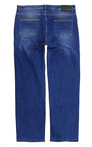 Übergrößen !!!!! NEU !!!!! Top Jeans von LAVECCHIA LV16-03 blau