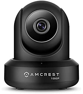 Amcrest ProHD 1080P WiFi Camera 2MP (1920TVL) Indoor Pan/Tilt Security Wireless IP