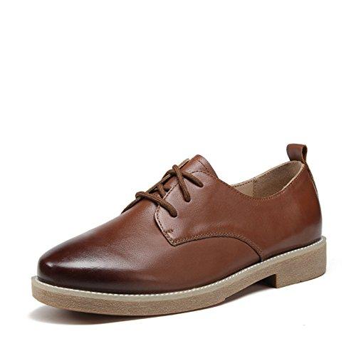 Viento de zapatos Inglaterra/Zapatos de tacón plano/Zapatos B