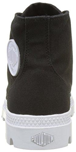 Black Sneaker G20 White Schwarz Unisex Pampa White Palladium Blanc Erwachsene Hi Grau Hohe zRxvYq