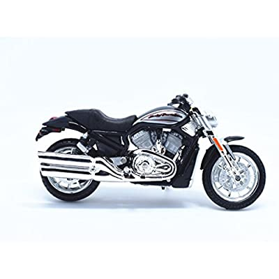 1:18 Maisto Harley Davidson 2006 VRSCR Street Rod Motorcycle Model New in Box: Toys & Games