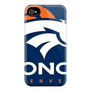 Elaney Fashion Protective Denver Broncos Case For Samsung Galaxy S5 Cover