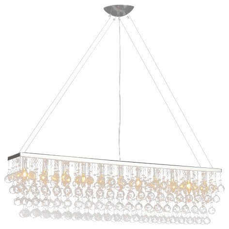 Pool Table Lights Contemporary Lighting - Chandelier w/Crystal Modern Contemporary Rain Drop Chandeliers Billiard Pool Table Light Lighting With Crystal Balls