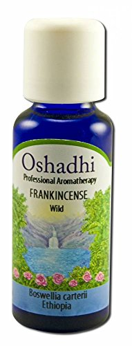 Oshadhi Essential Oil Singles Frankincense WC, Pack of 3