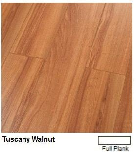 Finsa Style Tuscany Walnut Laminate Flooring 8mm Floor Sample 1PC