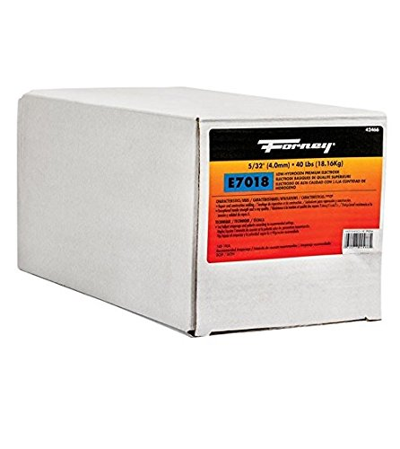 Mild Steel Forney 42466 Low-Hydrogen Welding Electrode 15 L 15 L