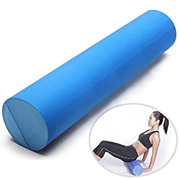 Amazon.com : 60x15cm EVA Yoga Gym Pilates Fitness Foam ...