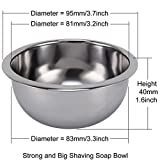 SANWA Deluxe Heavyweight Shaving Brush Razor Stand