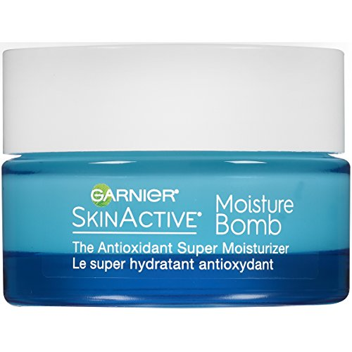 Garnier SkinActive Gel Face Moisturizer with Hyaluronic Acid, 1.7 oz. Hyaluronic Intense Moisture
