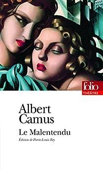 Le Malentendu par Camus